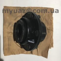 Ступица УАЗ колеса переднего/заднего со шпильками и подшипниками  в сборе 85мм