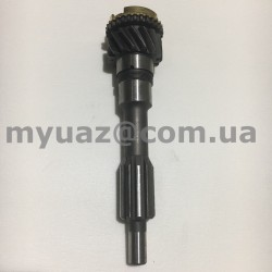 Вал первичный КПП УАЗ 469 с кол. синхронизатора