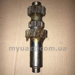 Вал промежуточный КПП УАЗ 452,469(31512),3160