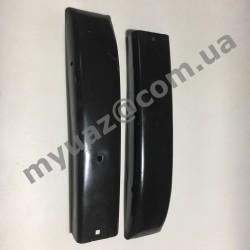 Бампер УАЗ 452 задний (железо)