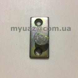 Защелка замка двери УАЗ 469, Хантер  ЛЮКС ЛЕВАЯ