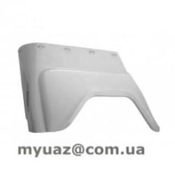 Крыло заднее правое УАЗ-469(31512)-под тент (пр-во УАЗ)