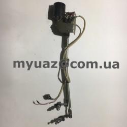 Трапеция привода стеклоочист. УАЗ-452 (пр-во Владимир)
