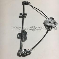 Стеклоподъемник механический УАЗ-3163 Патриот задний левый