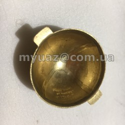 Вкладыш УАЗ-3163 шкворня латунь Н/О (два усика)