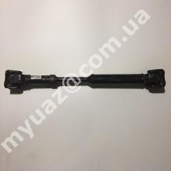 Вал карданный УАЗ-452,3741 передний (L=652мм) АДС