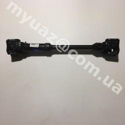 Вал карданный УАЗ-31512 КПП 5-ти ст. передний (L=565мм) АДС