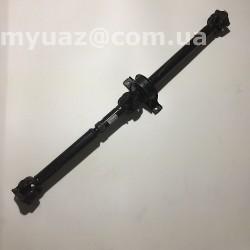 Вал карданный задний УАЗ-2363 Патриот  Пикап  АДС