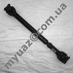 Вал карданный УАЗ-452,3741 задний (L=689мм) АДС