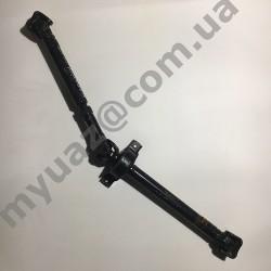 Вал карданный двух опорный УАЗ-3162,3163 Патриот задний (L=1260мм)